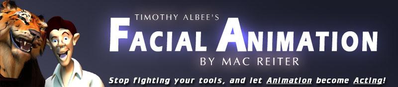 Timothy albees facial animation
